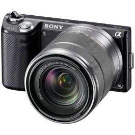 Sony Nex-5N + 18-55mm Lens Black £346.95 delivered @ UK Digital