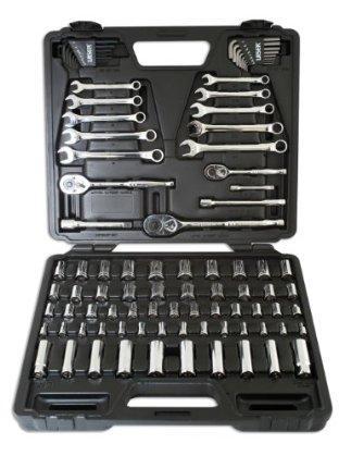 Laser 3500 Socket And Wrench Set Af/mm 89pc. £66.53 @ Amazon