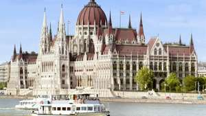 Budapest: Two or Three Night 4* Stay With Flights, Groupon from £99