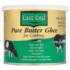 East End Pure Butter Ghee 500gms Half Price £2 at Tesco (online and Instore)