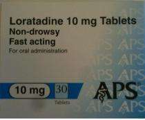 Loratadine 10mg Antihistamine tablets (Clarityn Substitute) 12 packs (360 tabs) £7.65 Delivered @ Clear Chemist