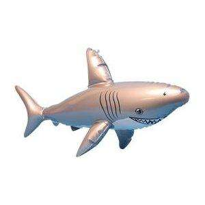91cm / 3ft Inflatable Shark £1.99 del @ Amazon (sold by NCWholesale)
