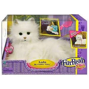 FurReal Cuddlin Kitty @ Asda for 15.37 excl delivery