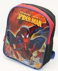 Spiderman kids backpack/messenger bag £1.75 in Tesco in store (Henley on Thames)