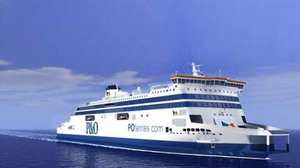 Dover to Calais return day trip for car and upto 9 passengers, Includes 3 free bottles of wine & BOGOF on food - P&O Ferries