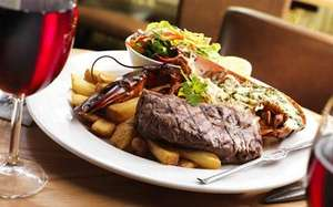 £50 worth of food and drink at Tiger Tiger (26/10)  for £15 with Manchester Confidential