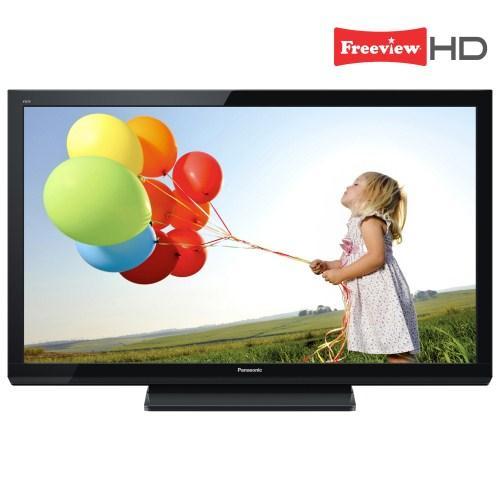 "Panasonic P42X50B 42"" plasma w/ Freeview HD @ DirectTVs - £338.98"
