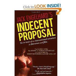 Indecent Proposal [Kindle Edition] Jack Engelhard  - FREE at Amazon