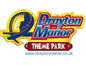 Drayton Manor Theme Park: Entry For Adult (£14), Child (£10), Family (£48), or Four Adults (£56) (Up to 64% Off) - Groupon