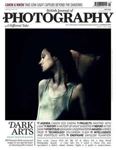 British Journal of Photography 12 issues for £15.00 instead of £63.00