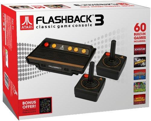Atari Flashback 3 Console £17.49 Deliverd @ Amazon