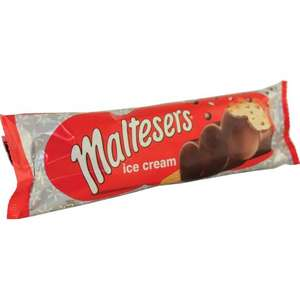 90ml Maltesers Ice Cream 20p each or 6 for £1 @ Heron Foods