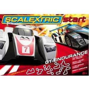 Scalextric Start GT Endurance Set - £54.99 - http://www.scalextric.com