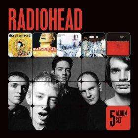 5 Radiohead albums (MP3) for £9.49 @ Amazon MP3 (or £7.11 with voucher)
