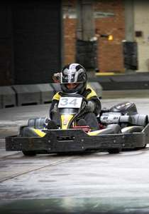 1 Hour Go-Karting Experiance in Slough. 500 Meter Track @ Amazon local