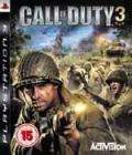 Call of Duty 3 PS3 £15.99 Delivered (or less) @ CD-WOW + 4% Quidco!