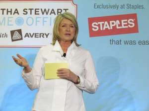 40% off Martha Stewart Home Office Range  @ Staples