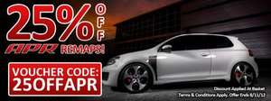 25% off all APR Remaps - Now from £178.50 @ Awesome GTI (Manchester)