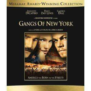 Gangs of New York Blu Ray Region Free Remastered - $6.99/£8.79 @ Amazon.com
