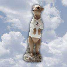 Bolton Wanderers FC Meerkat reduced to £7.99, £6 postage or collect from club shop for free