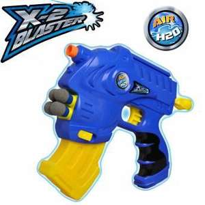 X2 Blaster Water Pistol and Air Powered Gun for £3.99 @ MenKind