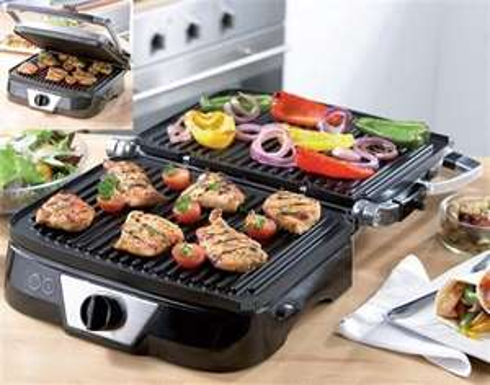 Breville Healthy Grill + removable plates + half price...amazin deal £35.99 @ 24Studio