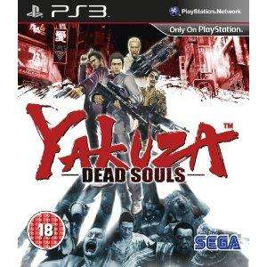 Yakuza: Dead Souls PS3 @ Amazon sold by Wholesale - £9.50 (including p+p)