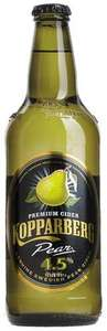 kopparberg Pear cider and naked apple instore and online at asda