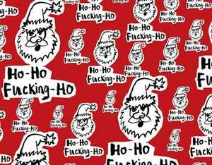 BOGOF & 40% off all Christmas wrapping papers, tags & cards @ Rude Wrappings