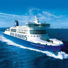 3 day Ferry trip to France £19 each way @ DFDS Seaways