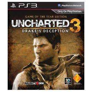 Uncharted 3: Drakes Deception Game Of The Year Edition (PS3) £19.99 @ graingergames.co.uk