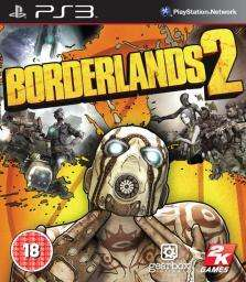 Borderlands 2 (PS3 - includes Premiere Club code) - £29.99 online at Grainger Games or £30 instore