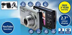 Digital Camera Traveler Z1400 £49.99 @ Aldi