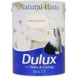 Dulux Jasmine White 5L - £3.25 in Tesco Home Chelmsford + Paint Sale (Instore)