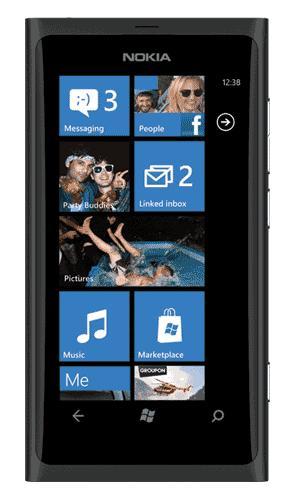 Nokia Lumia 800 24mth/250min/5000txt/500mb £15 a month total price £360 Tesco mobile