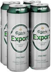 Carlsberg Export Pint Cans £4.00 at Iceland
