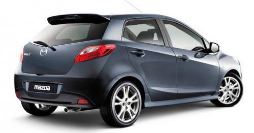 NEW Mazda2 1.3 3dr TS Air Con 0% VAT £8755 @ Mazda Dealers