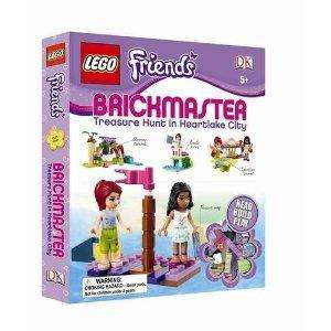 Lego Friends Brickmaster; RRP £18.99, now down to £10.51 on Amazon.