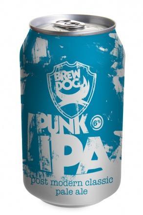 24x330ml cans Brewdog Punk IPA £20 plus VAT (£24) at Makro