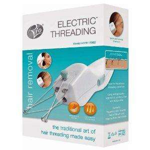 Rio Electric Threading Hair Removal Kit, £8.39 Delivered @ Viking