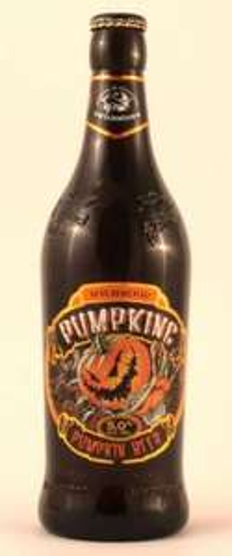 Wychwood PUMPKING Ruby Ale 500ml Bottle 0.99p @ ALDI