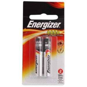 Energizer Pack of 2 AAAA Batteries £0.18 @ Tesco instore