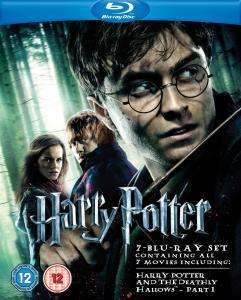 Harry Potter Collection - Years 1-7A (Blu-Ray) £17.25 delivered @ foppofficial on ebay