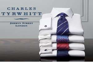 Groupon £30 for £60 Charles Tyrwhitt Voucher