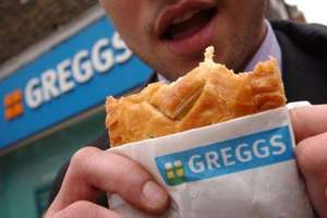 2 Cheese and Onion Pasties for 99p at Greggs.