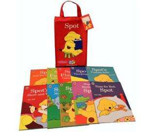 Spot the Dog Collection of 10 books in a Bag £9.99 Delivered @ The Book People