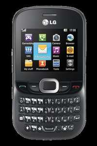 LG C360 GOLF 'Refurb' T-Mobile Payg £12.90 incl top-up @ e2save