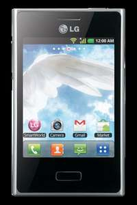 LG OPTIMUS L3 NOW ONLY £49.95  + £10 top up LOWEST PRICE YET @ CPW