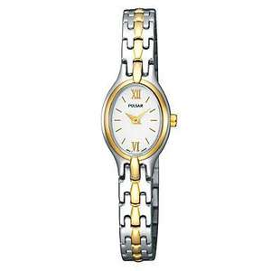PULSAR LADIES TWO-TONE OVAL BRACELET WATCH BRAND NEW WITH A 12 MONTH ARGOS WARRANTY, £21.98 Delivered @ Argos Ebay Outlet