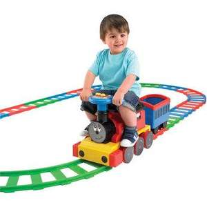 All Aboard 6V Train and Track Set Boys & Girls Was £159.99 Now £63.99 With Code Delivered @ Toys R Us